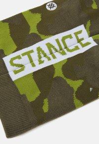 Stance - Socks - khaki - 1