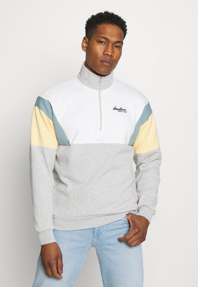 UNISEX CREW COLIN - Sweatshirt - grey