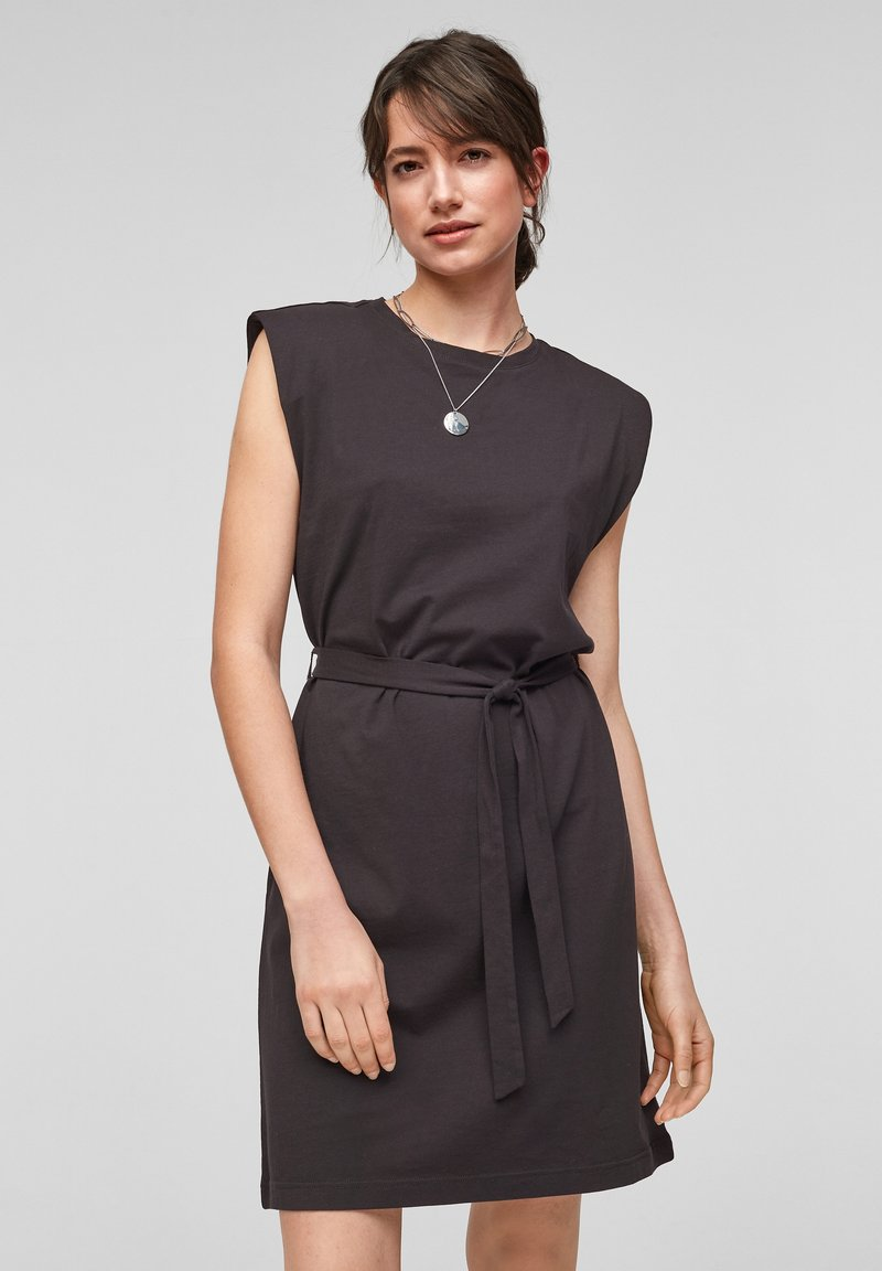 QS by s.Oliver - Jersey dress - black