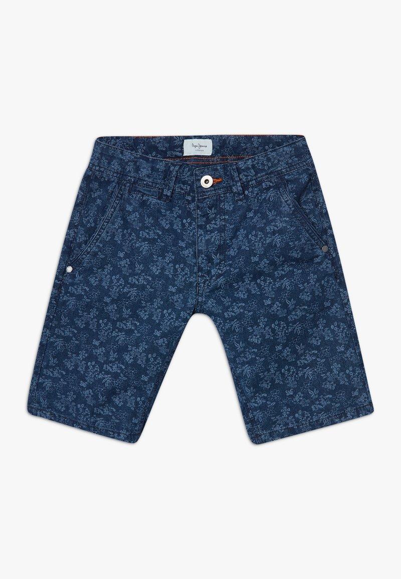 Pepe Jeans - BLUEBURN YARROW - Kraťasy - indigo