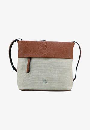 KEEP IN MIND - Across body bag - beige