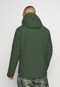 J.LINDEBERG - TRUULISKI - Lyžařská bunda - thyme green - 2