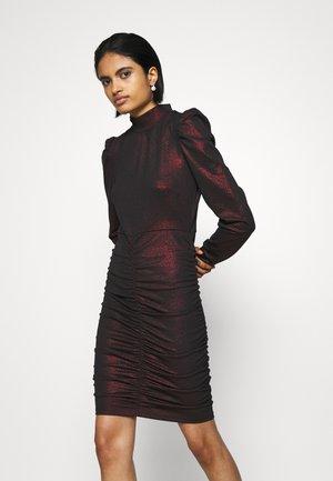 STACY DRESS - Jersey dress - red
