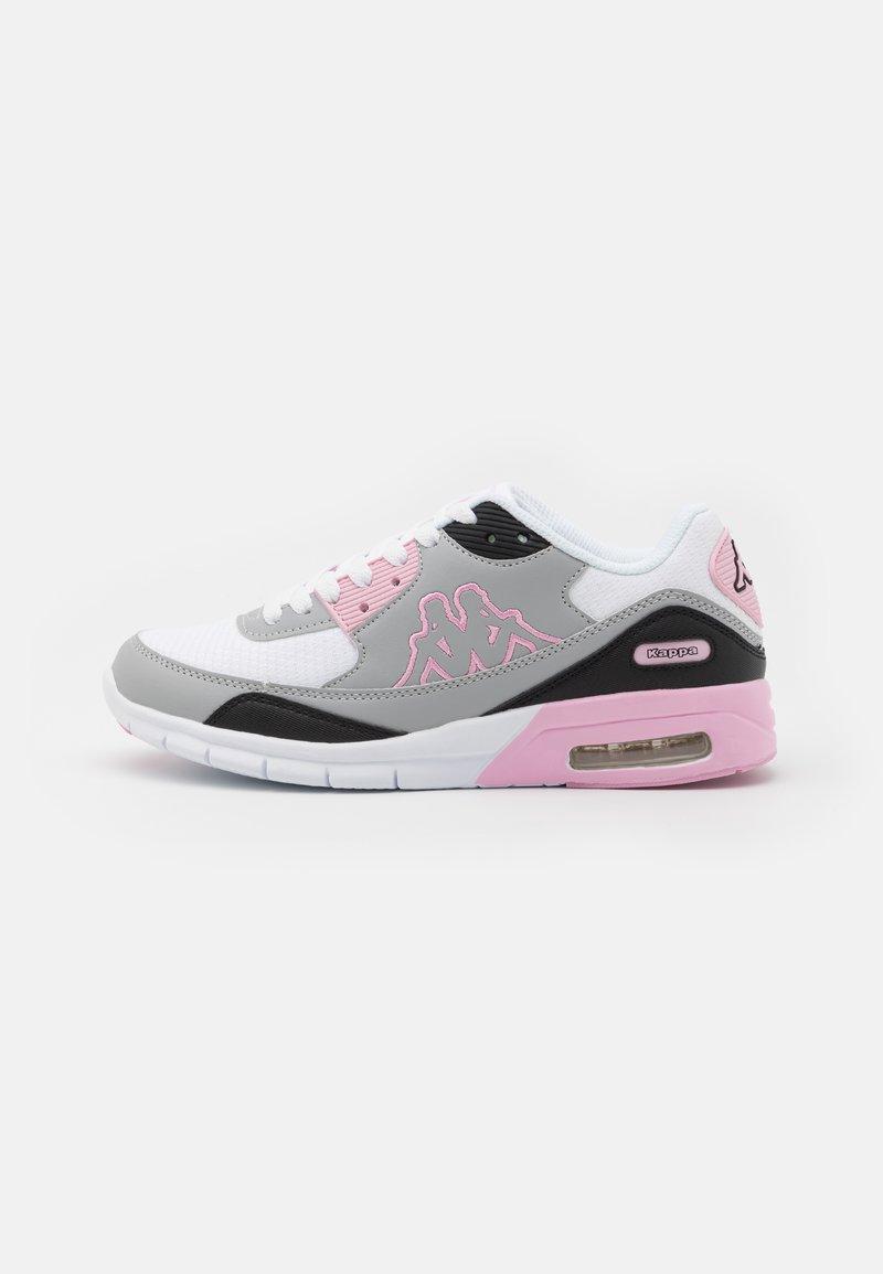 Kappa - HARLEM II - Sports shoes - white/flieder