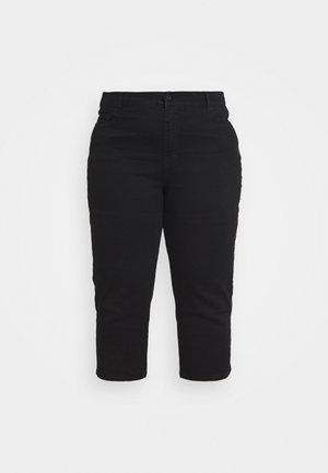 CROP - Shorts - black