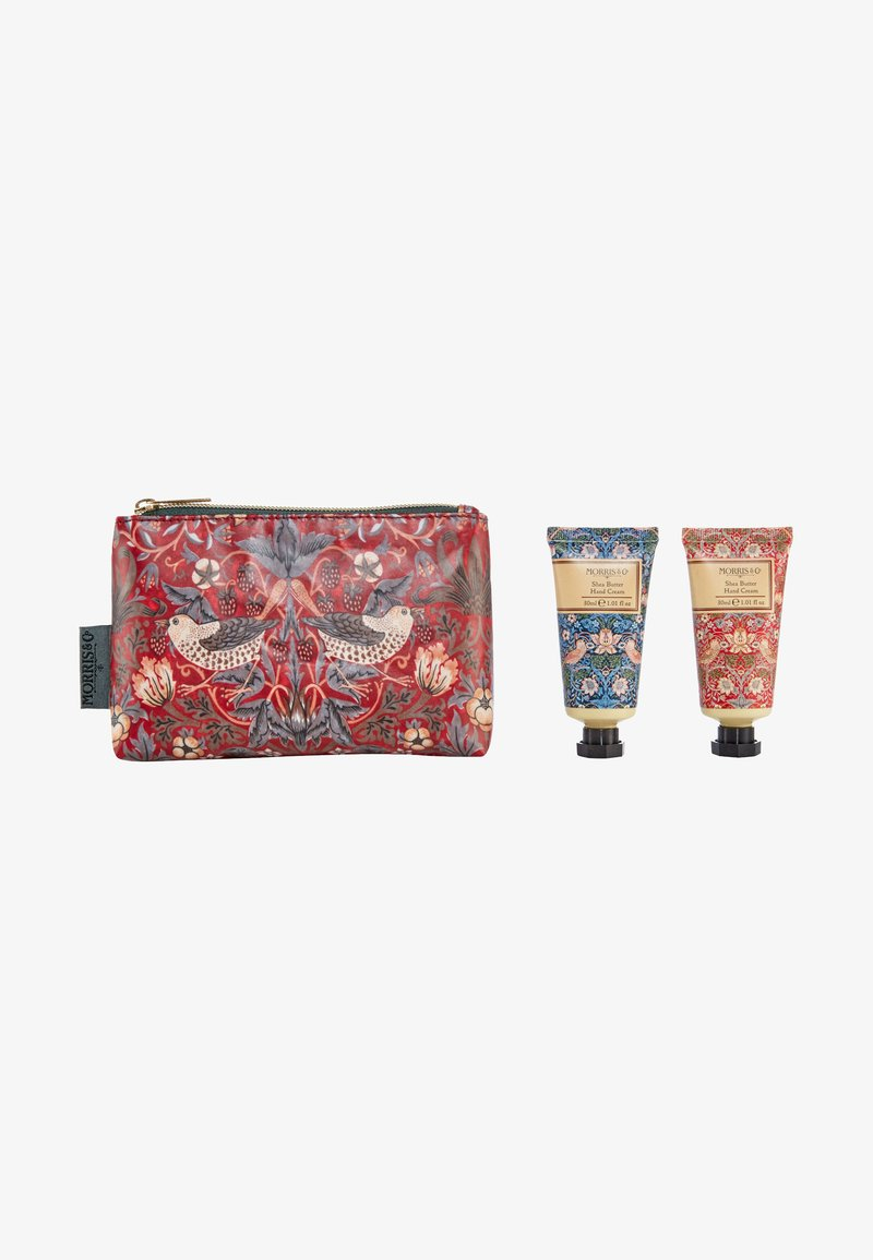 Morris & Co - STRAWBERRY THIEFHAND CARE BAG - Kit bagno e corpo - -