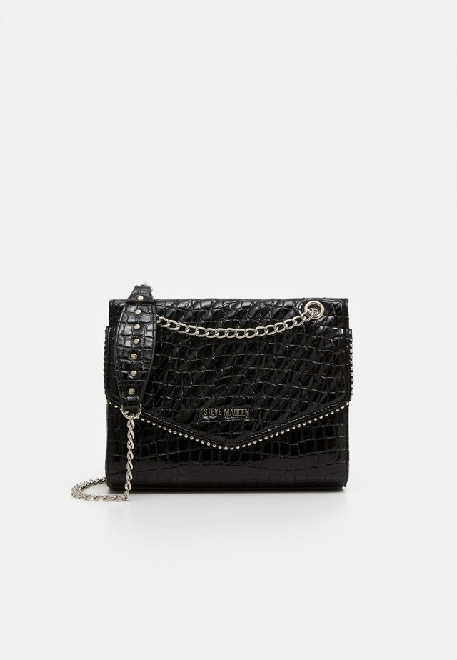 CROSSBODY BAG - Torba na ramię - black