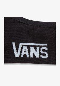 Vans - WM CLASSIC CANOODLE (6.5-10, 3PK) - Trainer socks - black-white - 1