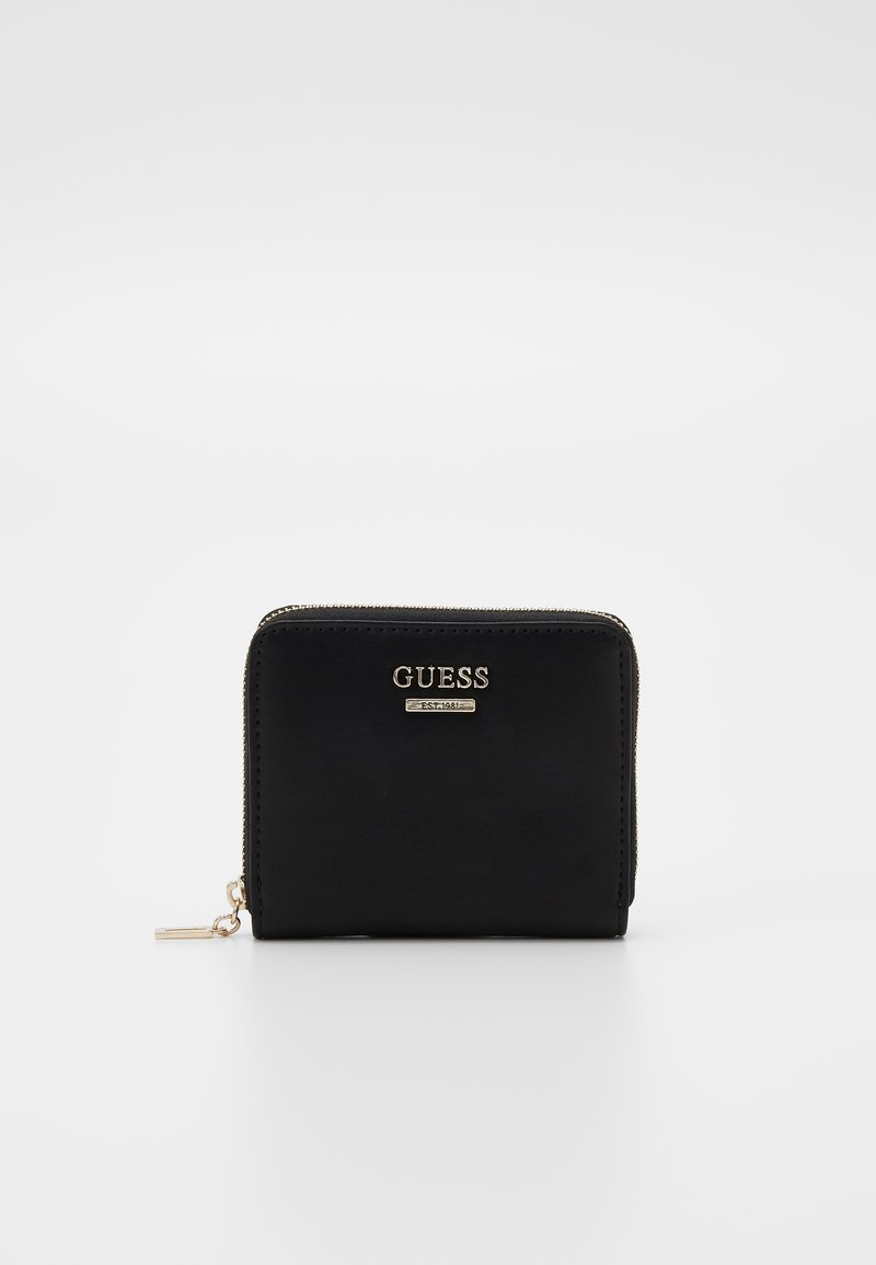 Guess - TANGEY SMALL ZIP AROUND - Wallet - black