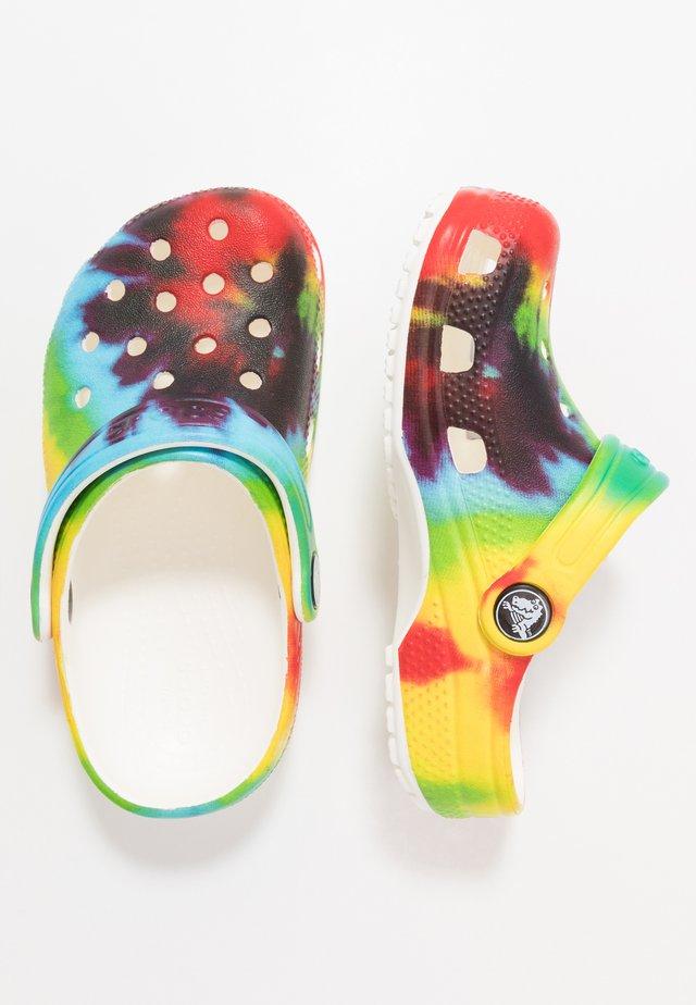 Pool slides - multicolor