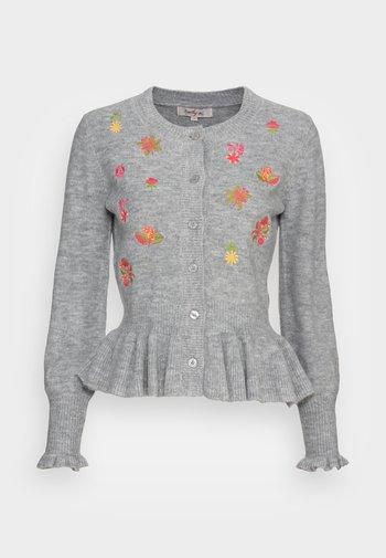 NEMESIS - Cardigan - gris