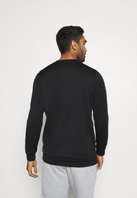 Nike Performance - CREW STANDARD FIT - Felpa - black - 2