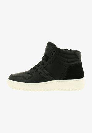 T2100 MID BSC - Sneakers hoog - blk