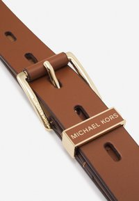 MICHAEL Michael Kors - BELT - Cintura - luggage/gold-coloured - 3