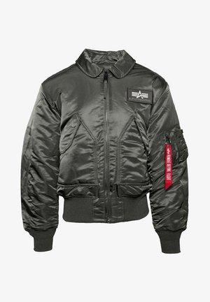 Winter jacket - replica grey