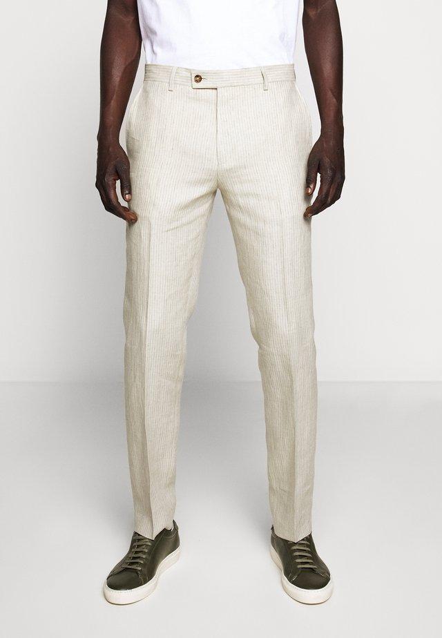 CRAIG NORMAL - Bukse - beige