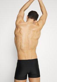 Rip Curl - CORP BOYLEG SLUGGO - Swimming trunks - black - 2