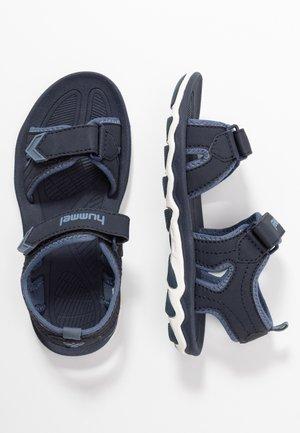 SPORT - Walking sandals - blue nights