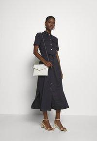 s.Oliver BLACK LABEL - Shirt dress - dark navy - 1