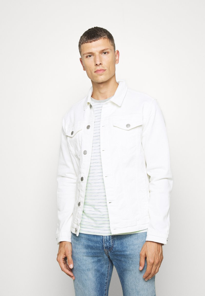 Selected Homme - SLHJEPPE - Jeansjakke - white denim