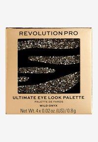 Revolution PRO - ULTIMATE EYE LOOK WILD ONYX PALETTE - Eyeshadow palette - - - 3