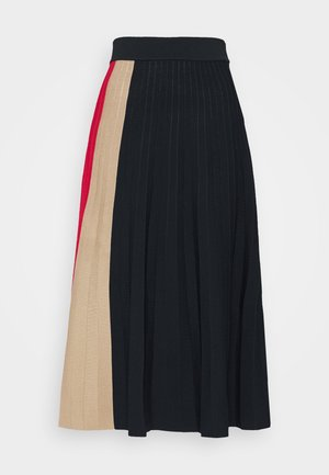 ICON PLEATED SKIRT - A-line skirt - desert sky