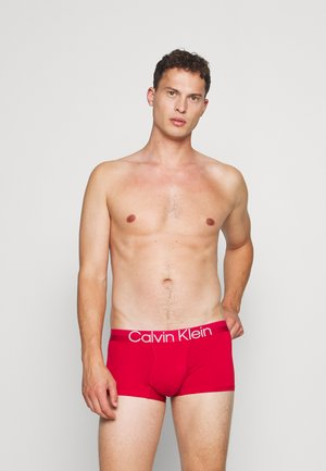 STRUCTURE LOW RISE TRUNK - Culotte - red