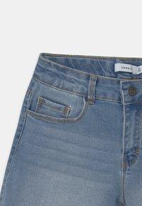 Name it - NKFRANDI MOM  - Jeans Shorts - light blue denim - 2