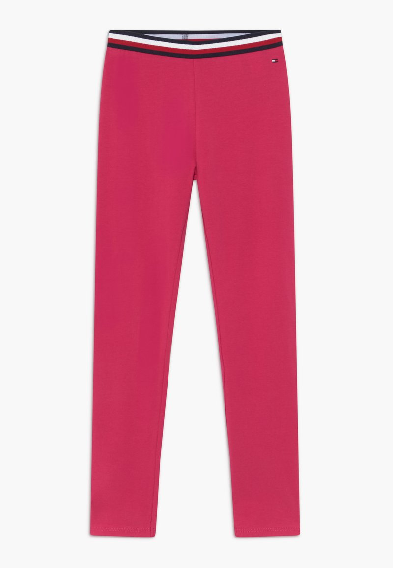 Tommy Hilfiger - ESSENTIAL - Leggings - pink