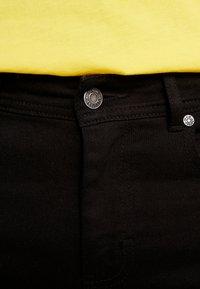 Denim Project - MR. ORANGE - Denim shorts - black - 5
