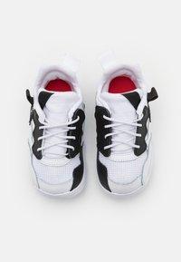 Jordan - MA2 UNISEX - Scarpe da basket - white/black/university red/light smoke grey/praline - 3