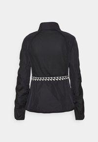 Diadora - WINDBREAKER JACKET - Sports jacket - black - 1