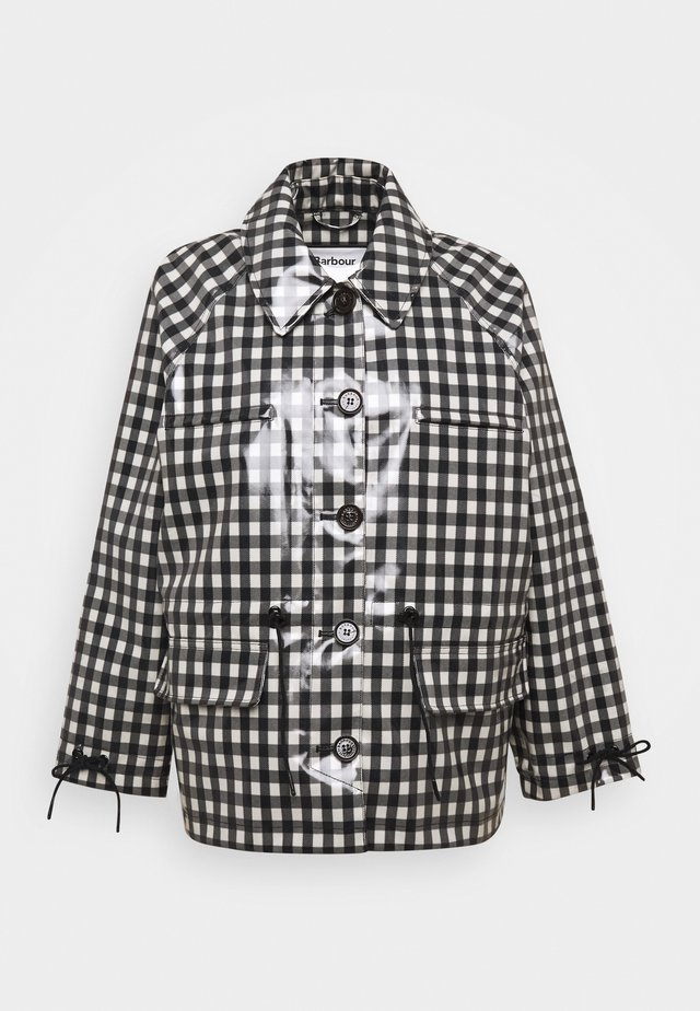 ALEXA CHUNG MINNIE CASUAL - Waterproof jacket - black
