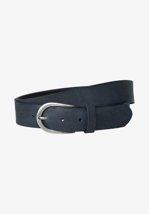 BASIC-ECHT - Belt - blau