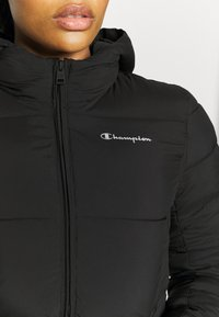 Champion - HOODED JACKET LEGACY - Treningsjakke - black