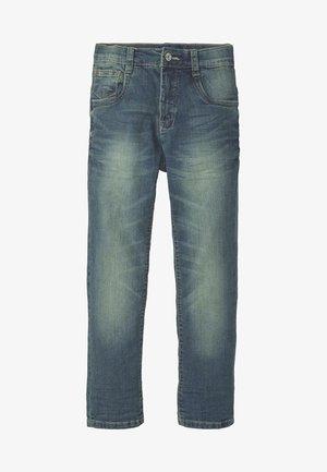 Straight leg -farkut - blue denim