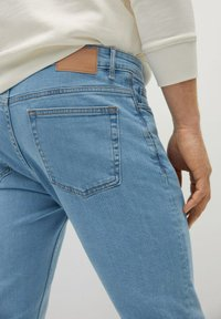 Mango - Slim fit jeans - hellblau - 4