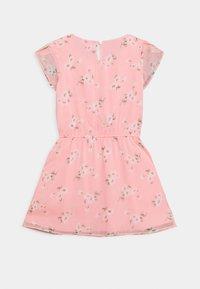 Abercrombie & Fitch - TULIP SLEEVE DRESS - Denní šaty - pink floral - 1
