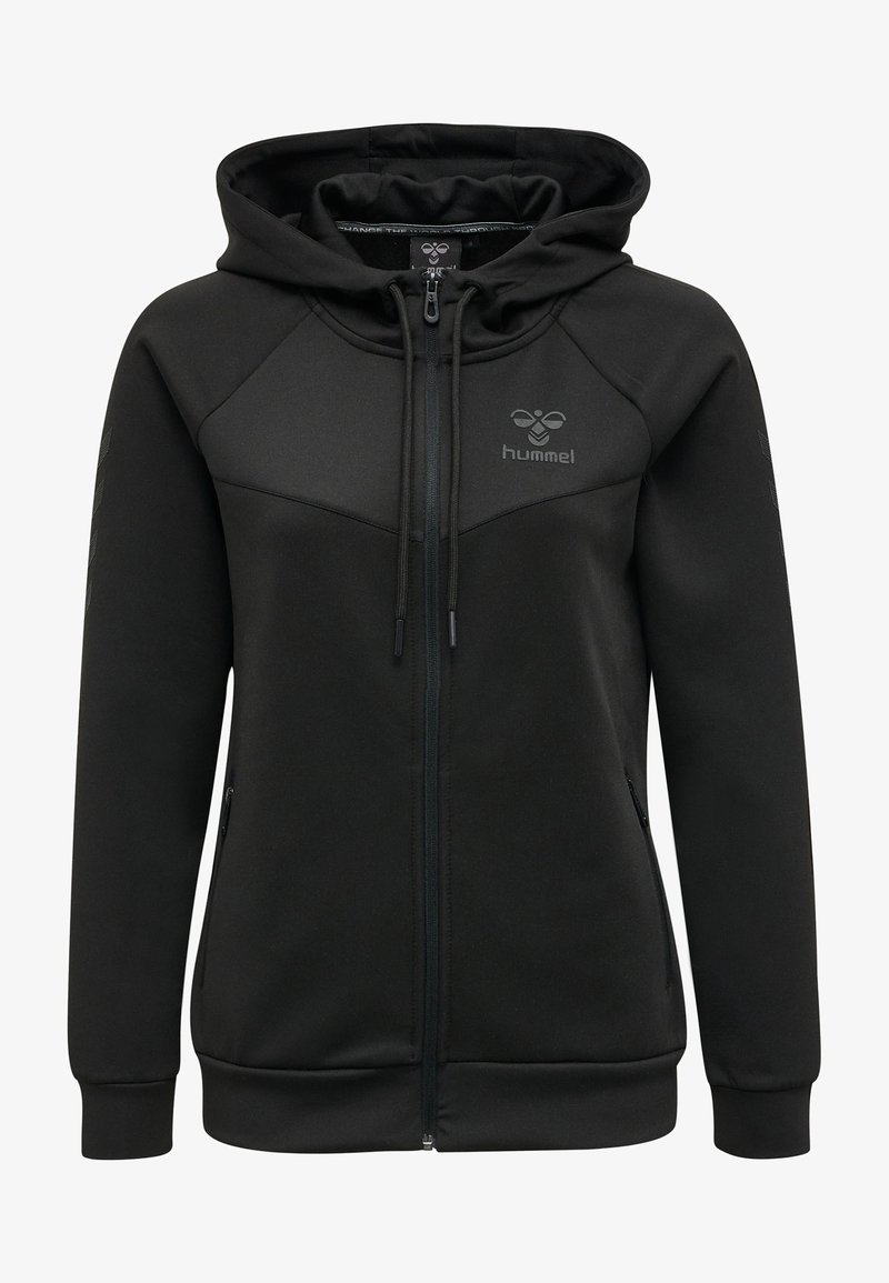 Hummel - HMLAGUNA - Training jacket - black