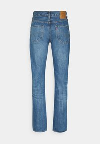 Levi's® - 511™ SLIM - Slim fit jeans - med indigo/flat finish - 4