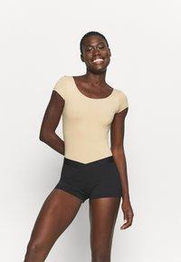 Bloch - BETRI - trikot na gymnastiku - nude - 0