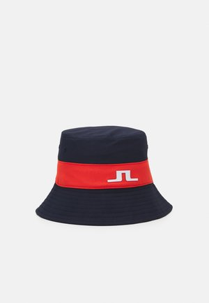 HANK BUCKET HAT - Cappello - navy