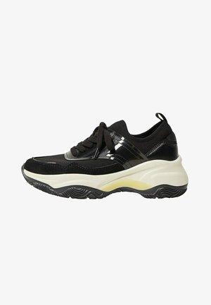 CHAVA - Sneakers laag - schwarz