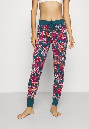Pyjama bottoms - deeppetrol