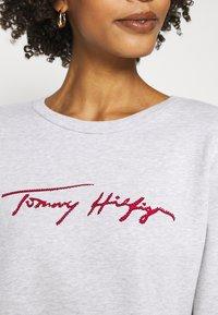 Tommy Hilfiger - CARMEN RELAXED - Sweatshirt - grey - 5