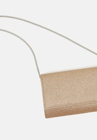 Forever New - IVY FOLD OVER - Clutch - gold glitter - 3