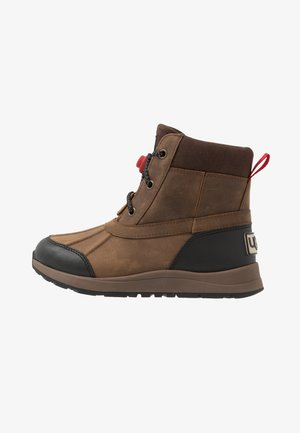 TURLOCK - Veterboots - walnut