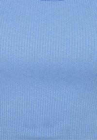 Gina Tricot - MIRANDA TANK 2 PACK - Topper - blue bonnet/pastel lavender - 4