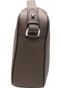 JOOP! Jeans - LETTERA - Across body bag - taupe - 2