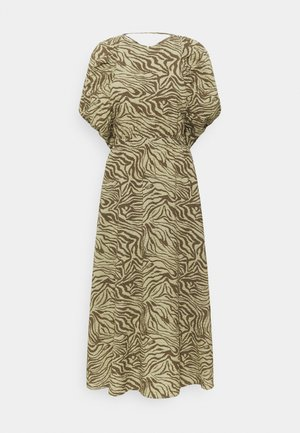 AVERY DRESS - Day dress - khaki